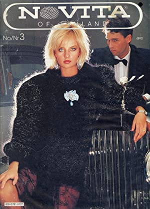 NOVITA OF FINLAND : Book No 3 : Women's Knitting Patterns [English Edition]: Novita Editorial ...