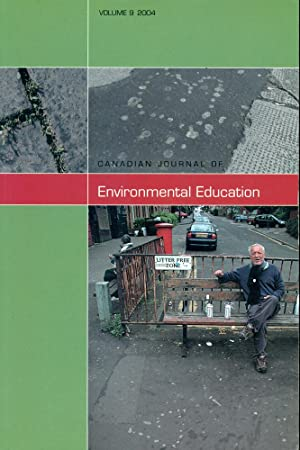CANADIA JOURNAL OF ENVIRONMENTAL EDUCATION : 2004, Volume 9