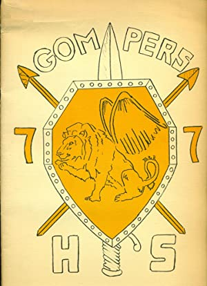 GOMPERS HIGH SCHOOL YEARBOOK : 1976-1977 : Richmond, California