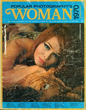 POPULAR PHOTOGRAPHY'S WOMEN : 1970, Spring, International: Kinzer, H.M. (Editor)