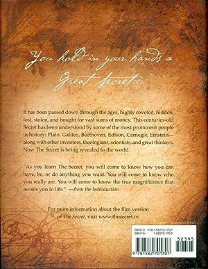 THE SECRET : First Edition, First Printing: Rhonda Byrne