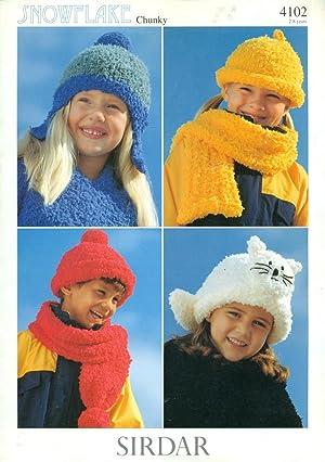 SIRDAR : SNOWFLAKE CHUNKY : BOOK #: Sirdar Editorial Staff