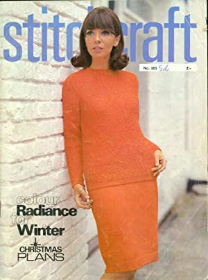 STITCHCRAFT : Colour Radiance for Winter & Christmas Plans : November 1965, Issue # 383