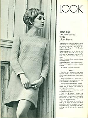 STITCHCRAFT : Colour Bright for Autumn : September 1969, Issue # 429: Horne, Patience (Editress)