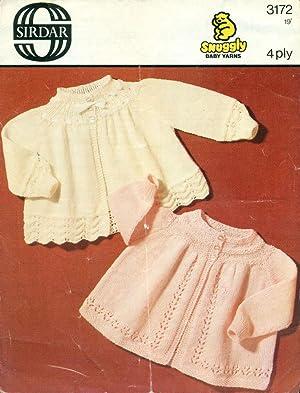 SIRDAR SNUGGLELY BABY YARNS 4 PLY : Sirdar Editorial Staff