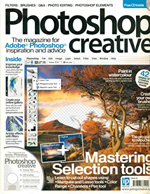 PHOTOSHOP CREATIVE : The Magazine for Adobe: Cole, Jo; Tanner,