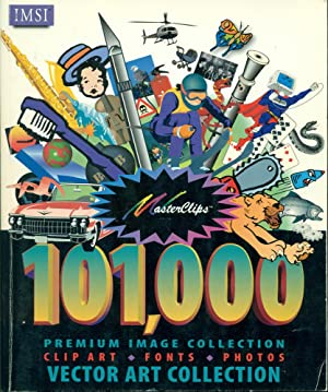 MASTERCLIPS : VECTOR ART COLLECTION : Volume I : 101,000 Premium Image Collection : Clip Art, Fon...