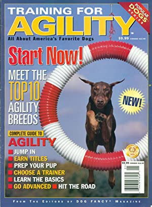 TRAINING FOR AGILITY : Popular Dogs Series : 2001, Topic Volume 4