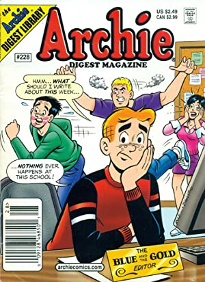 ARCHIE DIGEST MAGAZINE: Oct 2006, No. 228