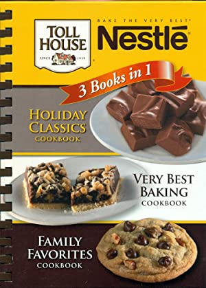 NESTLE CHOCOLATE: 3 Books in 1: Holiday Classics, Very Best Baking & Family Favorite Cookbooks