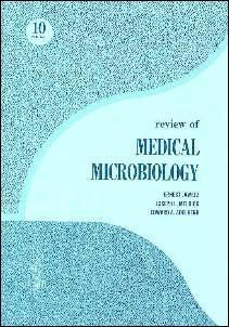 REVIEW OF MEDICAL MICROBIOLOGY, 10th Edition: Jawetz, Ernest; Melnick,