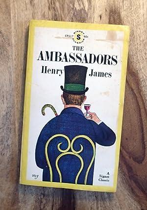 THE AMBASSADORS: (Signet Classics, CP117): James, Henry; (R.W.