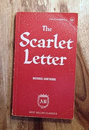 The Scarlet Letter by Nathaniel Hawthorne First Edition AbeBooks
