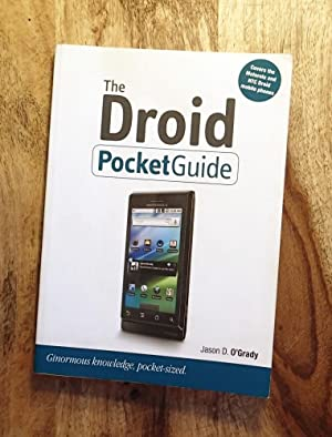 THE DROID POCKET GUIDE: Ginormous Knowledge, Pocket-Sized: (Peachpit Pocket Guide)
