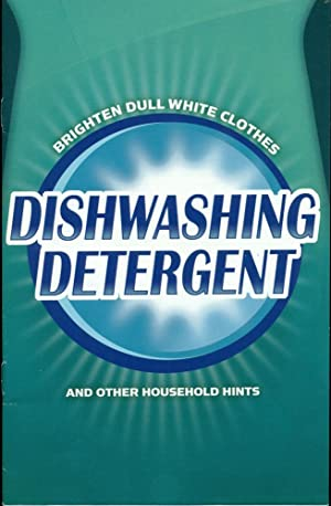 DISHWASHING DETERGENT: Brighten Dull White Clothes and Other Household Hints