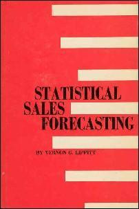 STATISTICAL SALES FORECASTING: Lippitt, Vernon G.