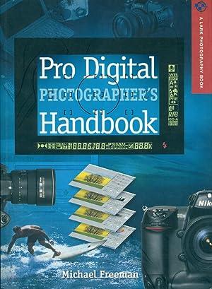 9781579906320 Pro Digital Photographers Handbook Lark Photography