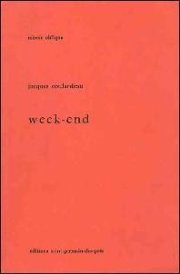 WEEK-END : Miroir Oblique: Coulardeau, Jacques
