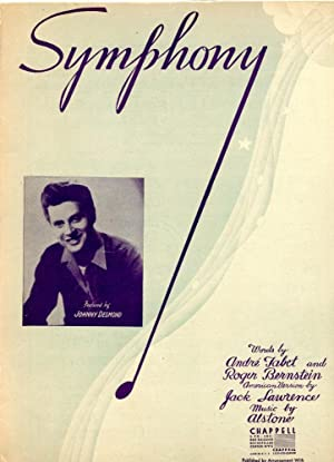 SYMPHONY (Sheet Music) : American Version : Andre Tabe &