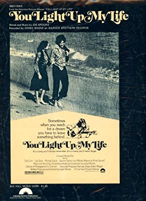 YOU LIGHT UP MY LIFE : Sheet Music : Voice, Piano, Guitar (Big Hill Music, 4881 YSMX)