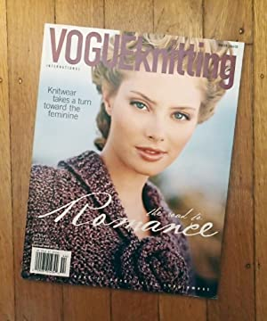 VOGUE KNITTING INTERNATIONAL : ROAD TO TO ROMANCE : Special Advertising Supplement : Winter 2004-...