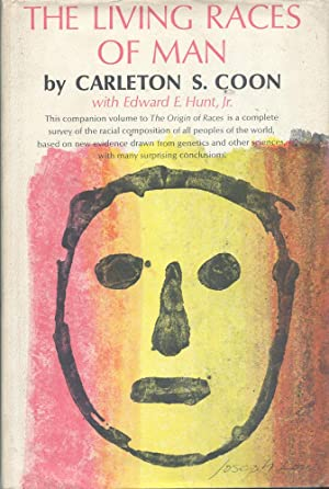 THE LIVING RACES OF MAN: This Companion: Coon, Carleton S.;