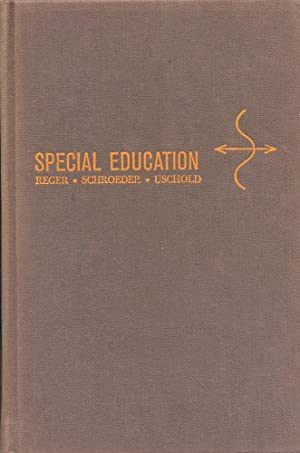 SPECIAL EDUCATION: Children with Learning Problems