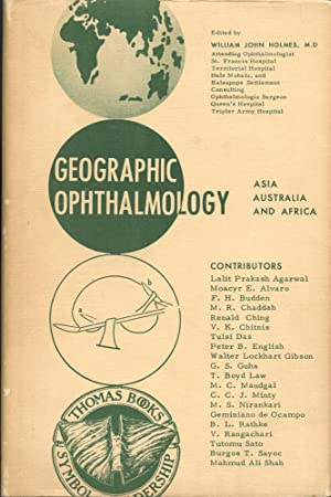 GEOGRAPHIC OPHTHALMOLOGY: Asia, Australia and Africa