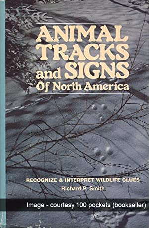 ANIMAL TRACKS AND SIGNS OF NORTH AMERICA : Recognize & Interpret Wildlife Clues