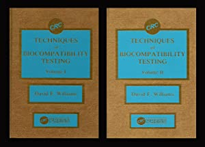 TECHNIQUES OF BIOCOMPATIBILITY TESTING : 2 Volume Set.