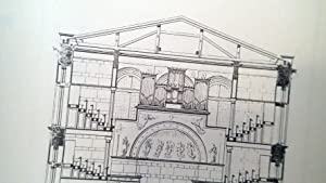 COLLECTION OF ARCHITECTURAL DESIGNS : New Complete Edition in CLXXIV (174) Plates : Including ...