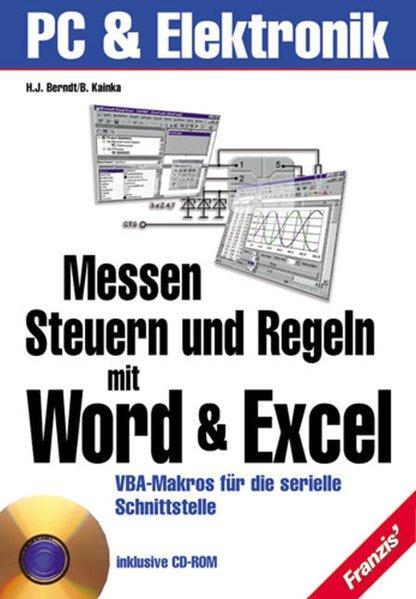 Messen, Steuern und Regeln mit Word und: Berndt, Hans-Joachim und