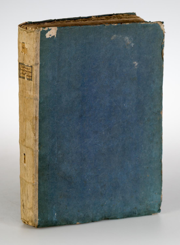 Tableau encyclopedique et methodique des trois regnes: Lamarck, Jean-Baptiste:
