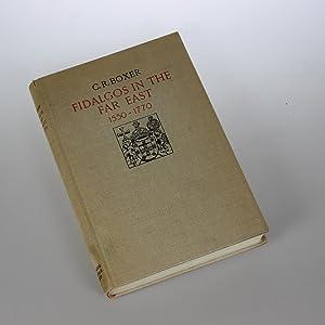 Fidalgos in the Far East 1550-1770. Fact: Boxer, C.R.: