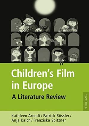 Children's film in Europe. A literature review.