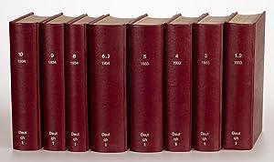 Die Gesetzgebung des Kabinetts Hitler. Die Gesetze: Hoche, Werner (Hg):