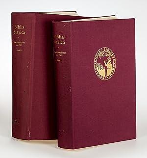 Biblia Slavica. Slovakische Bibel der Kamaldulenser. Swate: Rothe, Hans /