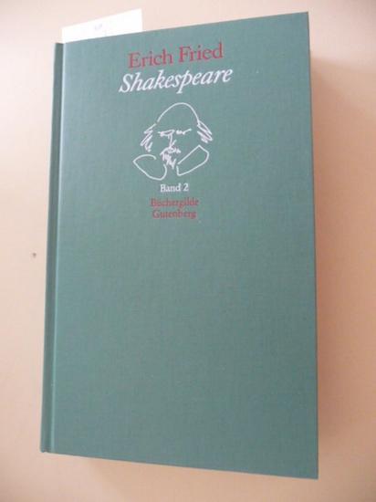 27 Stücke . - Teil: Bd. 2.: Shakespeare, William