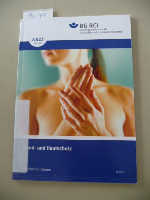 Hand- und Hautschutz: Diverse