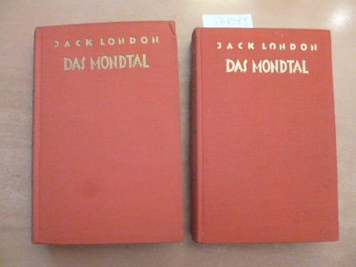 Das Mondtal. Roman in drei Büchern (in 2 Bänden komplett) (2 BÜCHER): London, Jack