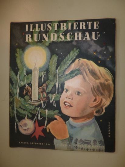 Illustrierte Rundschau. Halbmonatliche Illustrierte Zeitschrift. - Heft 1-56 (ohne Heft 13, 43, 51-...