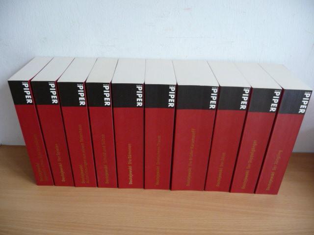 *Sämtliche Werke: 10 Bände OHNE Schmuckschuber von Fjodor M. Dostojewski (Autor), E. K. ...