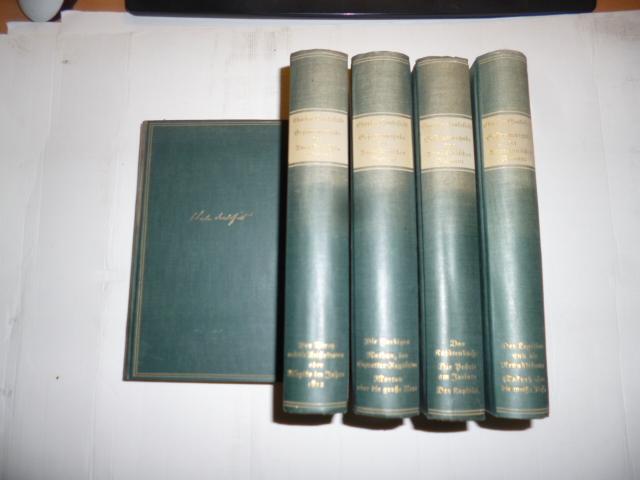 *Gesamtausgabe der Amerikanischen Romane in fünf Bänden. Herausgegeben von Dr. Franz ...