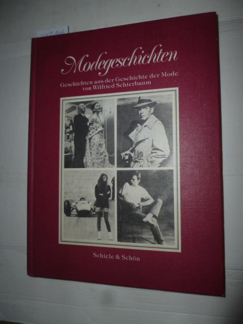 Modegeschichten: Geschichten aus der Geschichte der Mode