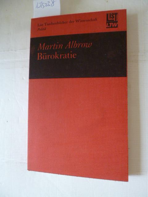 Bürokratie: Albrow, Martin