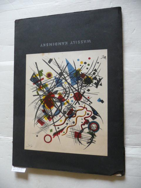 Acht Farbtafeln.: Kandinsky, Wassily