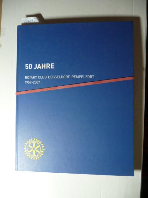 50 Jahre Rotary Club Düsseldorf-Pempelfort - 1957-2007: Günter Gattermann