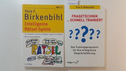 Fragetechnik . schnell trainiert : das Trainingsprogramm für Ihre erfolgreiche Gesprächsführung + Intelligente Rätsel-Spiele (2 BÜCHER)