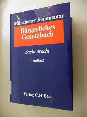 Münchener Kommentar zum Bürgerlichen Gesetzbuch . - (Neubearb.). - Teil: Bd. 6., ...