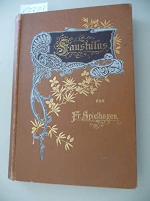 Faustulus: Spielhagen, Friedrich